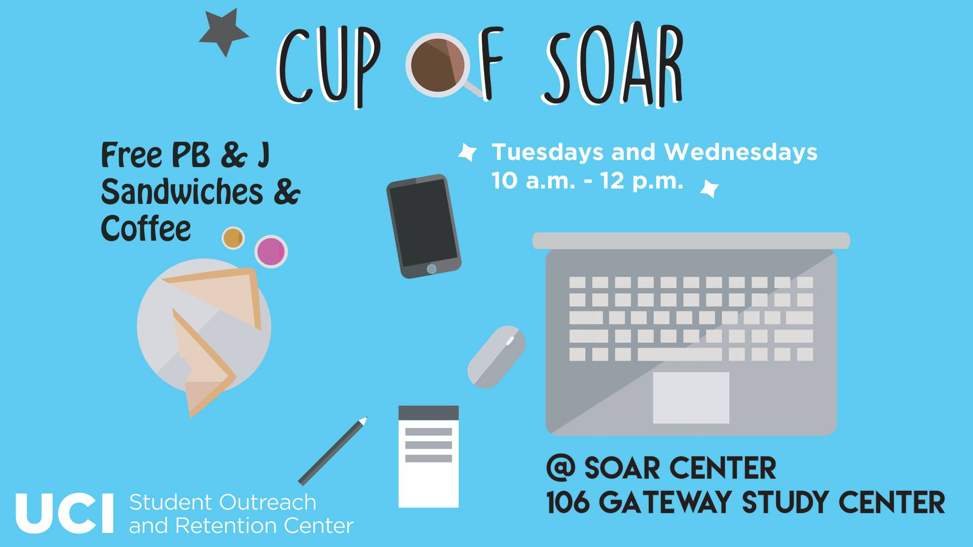 Cup Of Soar Student Outreach And Retention Center