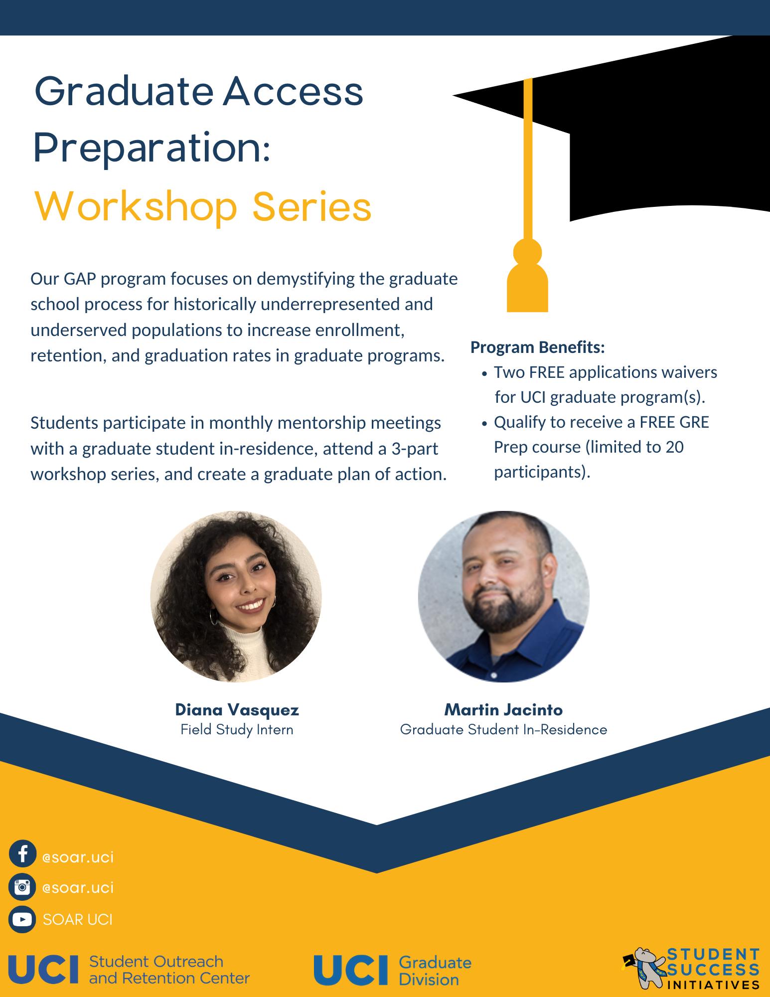 Graduate Access Preparation Program