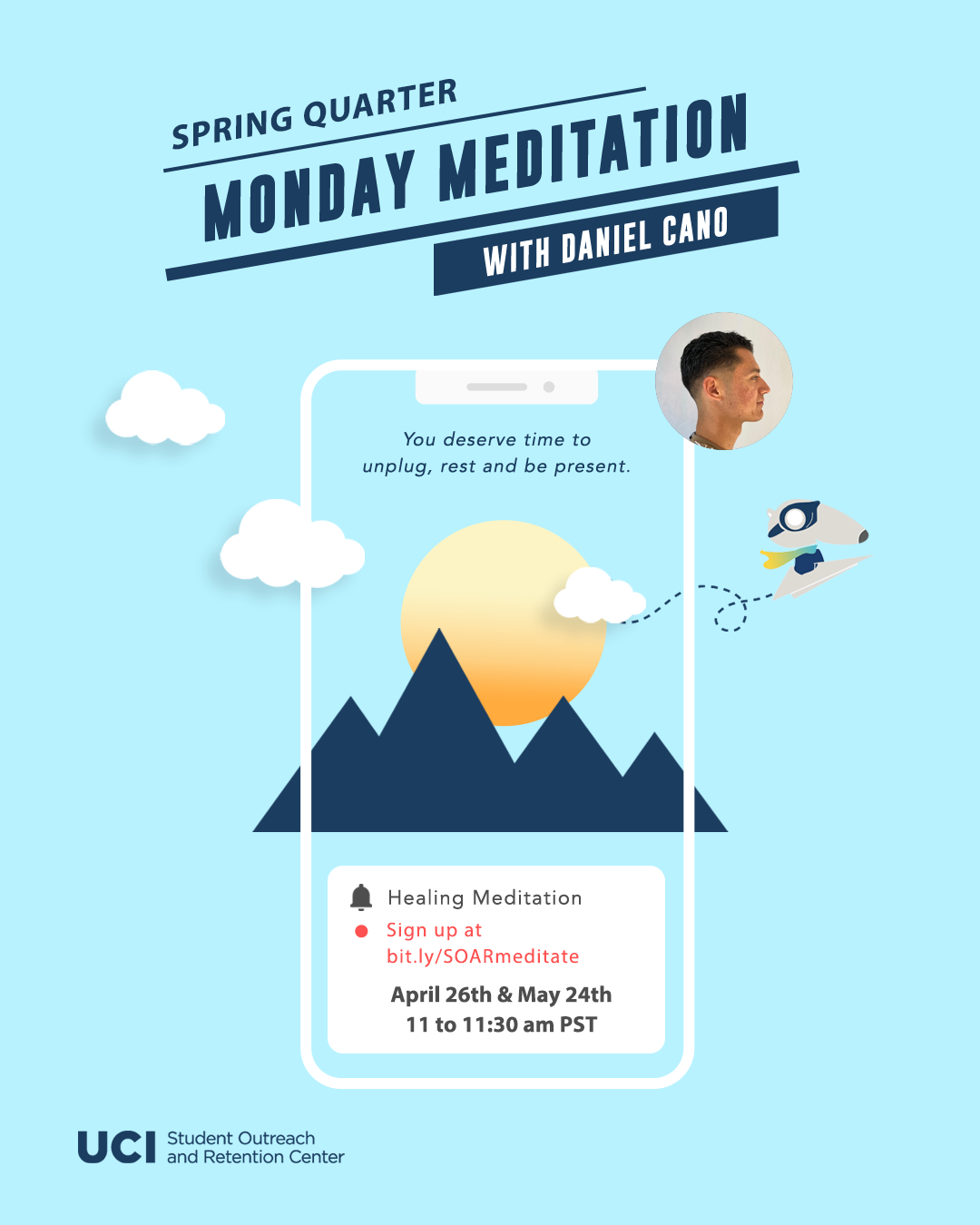 S21 Monday Meditation Flyer (Instagram)